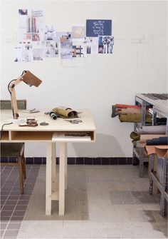 Atelier of WFTH #interior;#workspace; #creativespace