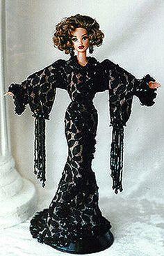 NiniMomo's Miss Louisiana 1998 - DOLL OF THE USA 1st runner up