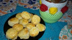 Scones Salados fáciles Muffins, Dairy, Cheese, Recipes, Food, Savory Scones, Breads, Cookies, Cooking