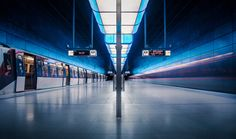 Photograph underground by Lennart Gelke on 500px