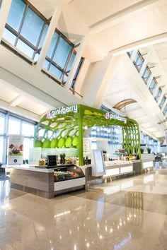 Pinkberry LAX International Terminal