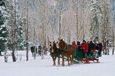 Bavarian Christmas in Leavenworth, WA