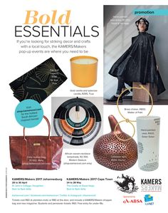 Shop products inspired by and featured in these stories from Woman & Home and Essentials magazines in our KAMERS Online Marketplace Bold Inspiration Collection. Essentials Magazine, Online Marketplace, Magazines, Hand Painted, Inspired, Woman, Inspiration, Shopping, Collection
