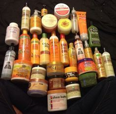 Curl products