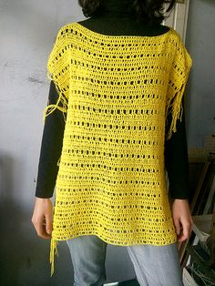 Crochet easy spring poncho free pattern | Turtle Whicky Crochet | Home