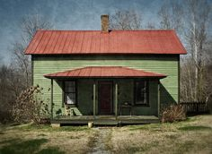 Glencoe Mill Village, a circa 1880 cotton mill village on the Haw River near Burlington, North Carolina is in the beginnings of a restorat...