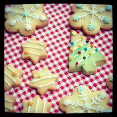 Biscotti di Natale senza glutine  #glutenfree