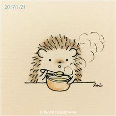 1099 シチューをふーふー warm stew