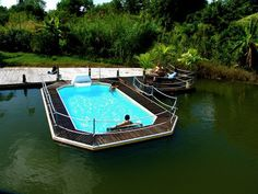 1000 ideas about floating dock on pinterest dock ideas for Pool design regrets