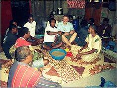 Kava-Friends & Ceremony of Fiji