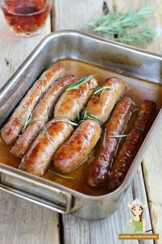 main ingredients used in italy Sausage Recipes, Pork Recipes, Cooking Recipes, Italian Dishes, Italian Recipes, Popular Italian Food, Mets, International Recipes, My Favorite Food