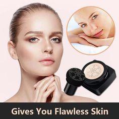 Pilzkopf Luftkissen CC Creme – WunderWild Cc Creme, Fiber Mascara, Unique Makeup, Uneven Skin Tone, Younger Looking Skin, Skin Elasticity, Makeup Foundation, Color Correction, Acne Scars