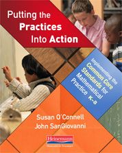 Putting the Practices Into Action: Implementing the Common Core Standards for Mathematical Practice, Susan O'Connell, John Sangiovanni:. Mathematical Mindset, Standards For Mathematical Practice, Mathematical Practices, Math Practices, Mathematics, Common Core Math, Common Core Standards, Ccss Standards
