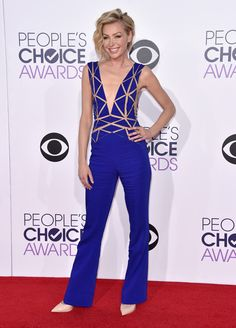 People's Choice Awards 2015 - Portia de Rossi