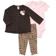 set para  niñas animal print en nuestro almacen Kids Wear ropa con amor y mucho estilo www.entualmacen.com