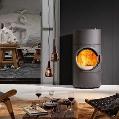 It's #newstove Wednesday at Fireplace Products and we have fallen in love with the new Austroflamm Clou Xtra Wood Burner which is available this…