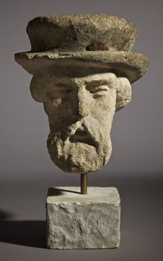 Country Life LAPADA Object of the Year 2013 || http://www.lapada-object-of-the-year.com/object-of-the-year/d/elizabethan-limestone-bust-of-robert-dudley-earl-of-leicester/125048  ||  Beedham Antiques Ltd. » Elizabethan Limestone Bust of Robert Dudley, Earl of Leicester || Is this the Country Life LAPADA Object of the Year 2013? Vote now!