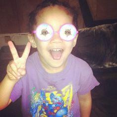 Silly girl!! Ciara