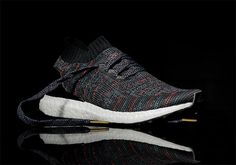 adidas returns with a new Ultra Boost Uncaged Multi-Color rendition perfect for the summer featuring navy, red, and black Primeknit. Coming Soon. Adidas Shoes Outlet, Adidas Sneakers, Adidas Boots, Shoes Sneakers, Cool Adidas Shoes, Sneakers Fashion, Fashion Shoes, Teen Fashion, New Ultra Boost