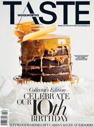 Win one of ten digital subscriptions to Woolworths TASTE magazine Magazine Cover Layout, Magazine Covers, New Recipes, Snack Recipes, Chocolate Caramels, Secret Recipe, Korean Food, Sweet Tooth, Gastronomia
