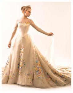 The Frog's Nail: Cinderella Dress.