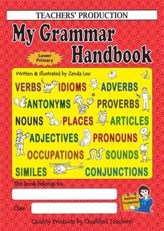 My Grammar Handbook - Teachers' Production