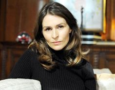 Helen Baxendale, because she is just such a nice person.
