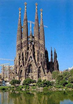 Barcelona - been there! want to go back to see its progress