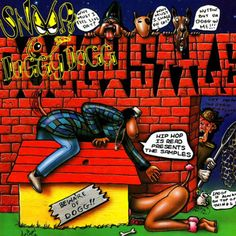 Snoop Doggy Dogg, Doggystyle (1993) - The 50 Best Hip-Hop Album Covers | Complex UK