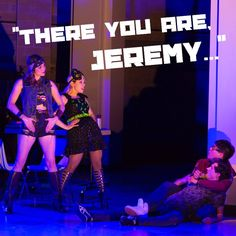 Lol the way Jeremy and Michael are sitting amirite *cries hysterically*<< XD Michael Mell, Michael X, Theatre Nerds, Musical Theatre, Broadway, George Salazar, Be More Chill Musical, Michael In The Bathroom, The Rocky Horror Picture Show