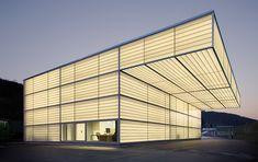 Garage and Workshop | Siegen, Germany | Ian Shaw Architekten