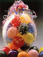 anyone remember stuffed balloons? we had a christmas one year, where no one wrapped presents! we all had balloons!!!