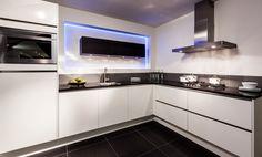Keuken - Een prachtige keuken uit de keukencollectie van Nuva >