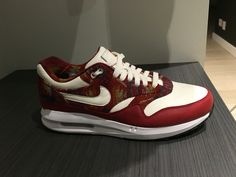 Nike air max1 iD pendleton lunarlon