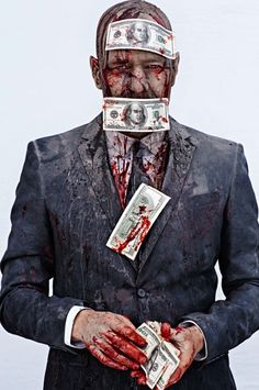 Dirty Money - Breaking Bad by Alexei Hay