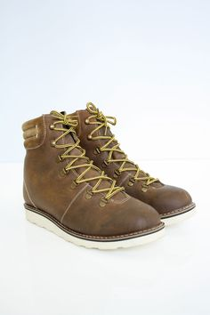 FRANK WRIGHT APACHE BOOT   TOBACCO