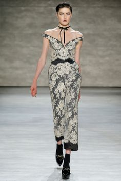 Second favorite look from the collection - Zimmermann Fall 2014 RTW #thenatty #nattygal