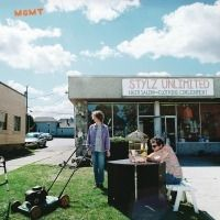 MGMT -- 'MGMT' - COLUMBIA - FILTER Grade: 82%