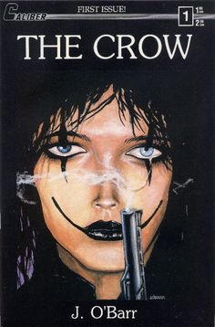 James O'Barr artist and writer of The Crow also had an Elseworlds story starring Batman but was rejected by DC.