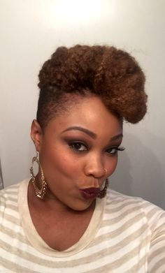 New Crochet Braids Marley Hair Shaved Sides Protective Styles 33 Ideas Undercut Hairstyles, Funky Hairstyles, Braided Hairstyles, Crochet Braids Marley Hair, Crochet Hair Styles, Short Natural Styles, Short Hair Styles, Black Hair Care, Shaved Sides