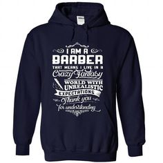 nice It's an BARBER thing, you wouldn't understand! - Cheap T shirts