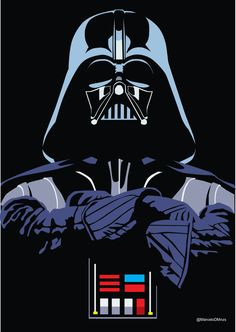 Darth Vader by MarceloDZN on DeviantArt