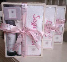 Gift Baskets For Wedding Sponsors