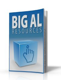 I use a lot of little programs on my computer to be more productive. It is like getting more hours in every day with no extra effort.  I listed my best resources. Almost all of them are free.  To download the complete list, simply visit:  http://bigalbooks.com/BigAlFavoriteResources.pdf