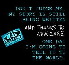 Advocare. Keep writting your STORY! #AdvoCarePin2013 www.advocare.com/120723052
