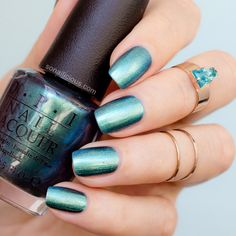 OPI This Color's Making Waves… Really!