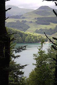 Lac Pavin, Monts Dore [Puy-de-Dôme]