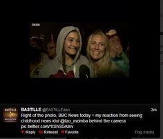 Bastille - Dan Smith recherchez le !! haha