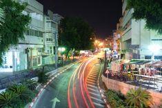 Dizengoff St. Tel Aviv, Israel