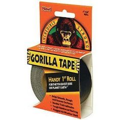 "MICS 61001 Gorilla Glue Adhesive Duct Tape, 30' Size, 1"" Width: Amazon.com: Industrial & Scientific.  Look into even more at the image link"